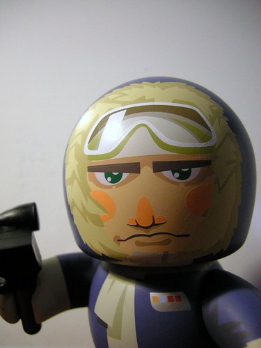 Seasonal Decor - Han Solo MightyMugg (Hoth outfit)