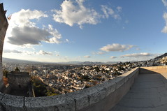 "View of Granada from the Alhambra • <a style=""font-size:0.8em;"" href=""http://www.flickr.com/photos/71572571@N00/3078184304/"" target=""_blank"">View on Flickr</a>"