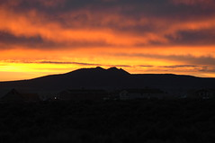 Taos Sunset (SLV Native) Tags: ranch sunset newmexico taos absolutelystunningscapes