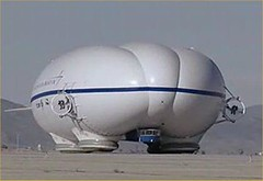 P-791 Front view (lazzo51) Tags: aviation science blimps airships lockheedmartin zeppelins luftschiff dirigibles p791