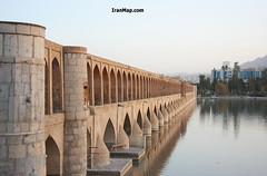 Esfahan (IranMap) Tags: iran esfahan isfahan zayandehrood zayandehroodriver iranphoto iranmap iranmapcom seosepol esfahanseosepol