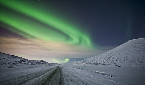 フリー画像| 自然風景| 空の風景| オーロラ| 夜空の風景| 夜景|      フリー素材|