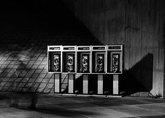 Ghost image (Jim.jpg) Tags: street city longexposure bw monochrome architecture night digital washingtondc blackwhite washington cityscape nightscape metro ghost olympus asphalt urbanscape e500 olympuse500