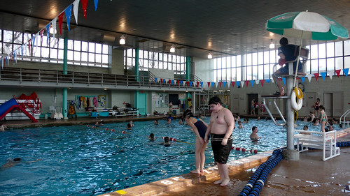 Delicieux Welles Park Has A Public Indoor Swimming Pool!