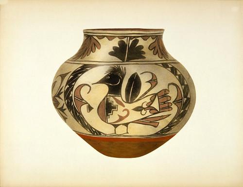 030-Alfareria india-jarra de agua-1933-1936