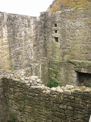 Interior of Black Middens
