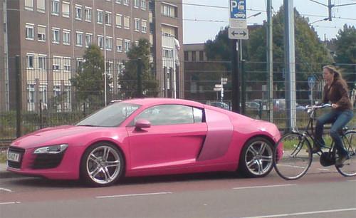pink R8