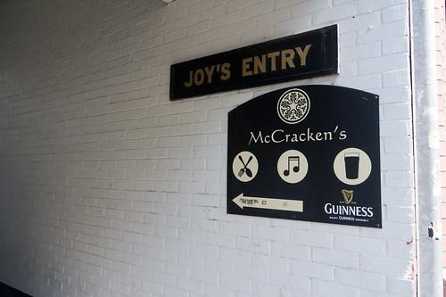 Belfast City - Joy's Entry