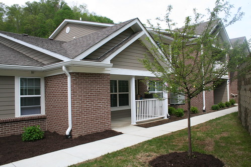 Some Prestonsburg, Kentucky residents have a new place to call home after the doors were opened recently on a newly constructed multi-family housing complex.  The complex was funded in part by USDA Rural Development.