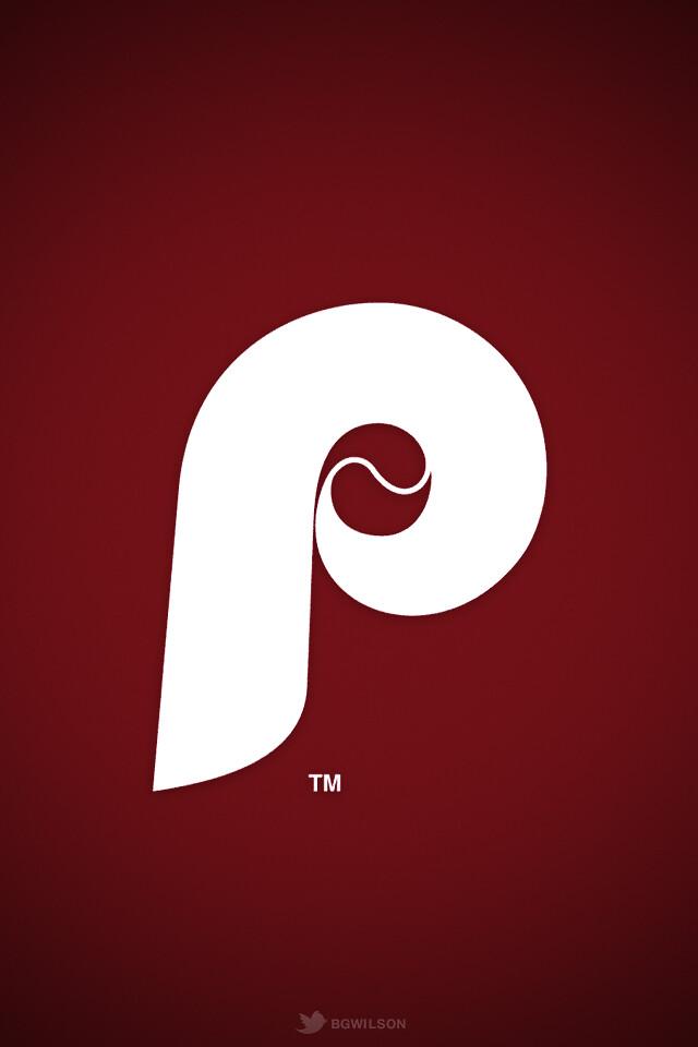 Philadelphia Phillies Cooperstown Wallpaper IOS4 Retina Display Brian G Wilson Tags