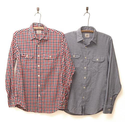 J.Crew / Utility Gauze Shirt