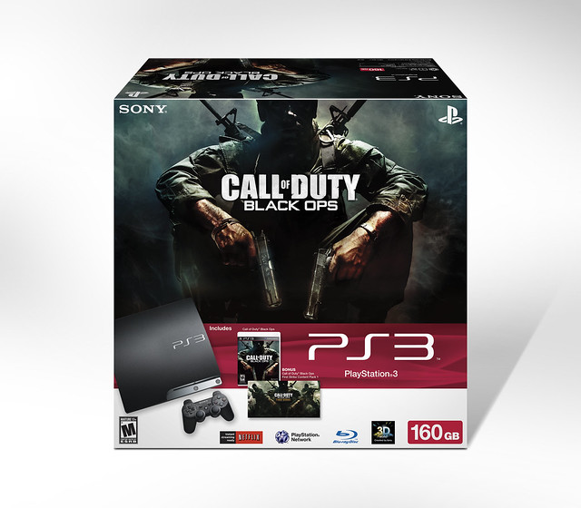 PS3 Call of Duty: Black Ops Bundle
