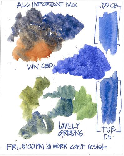 W&N Cobalt Blue Deep