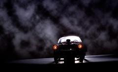 Christeen (Stanley P.) Tags: cars canon studio king smoke flash nissin 60d
