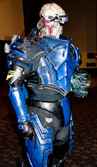 Wonder Con 2011 (ammnra) Tags: cosplay wondercon masseffect garrus
