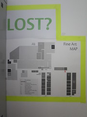 Fine Art Map Lost
