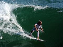 Surf City (PVA_1964) Tags: beach sports water pier nikon surf action surfer huntington surfing pacificocean coolpix huntingtonbeachpier p7000 coolpixp7000