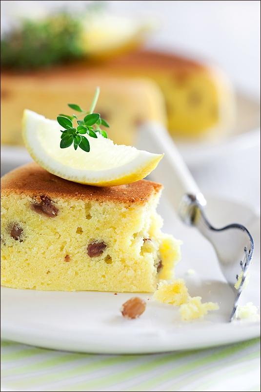 lemon Cake (Multi-Cooker)