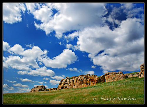 Big Sky by Nancy Hawkins