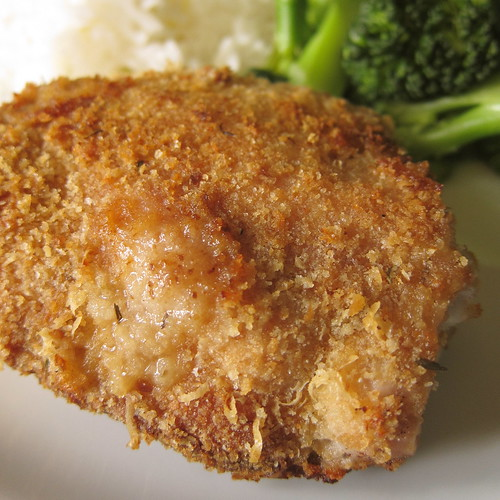 Dill Pickle Faux-Fried Chicken