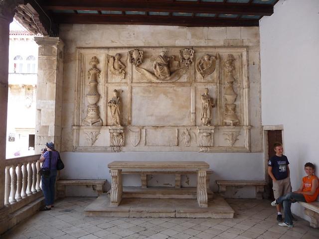 Berislavic palace, Trogir