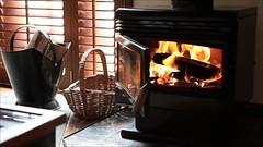 Mt Tamborine Accommodation Log Fireplaces (escarpmentretreat) Tags: getaway couples romantic bb luxury accomodation mttamborine logfireplace