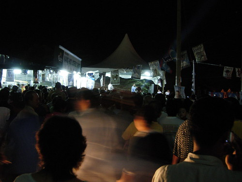 DSAI di Mount Erskine PKR ceramah