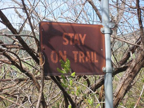 sign in bluffs park