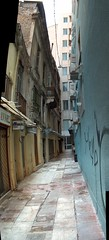 Panorama-04-DeadEnd (SpirosK photography) Tags: urban panorama alley athens greece stitched deadend