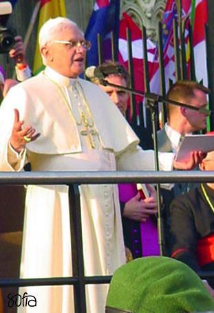 Papa Estafa de la Iglesia Católica