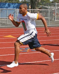 5D_4605A (RobHelfman) Tags: sports losangeles track highschool practice crenshaw coliseumleague