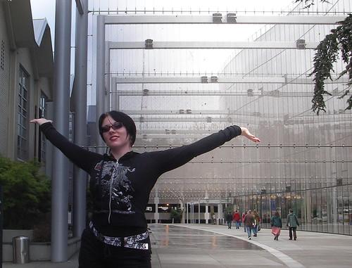 Kristin Seattle Center