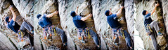Dust Doctor Sequance (mike.palic) Tags: rock grid il southern climbing trad bluff drapers 1x5 glocalproject