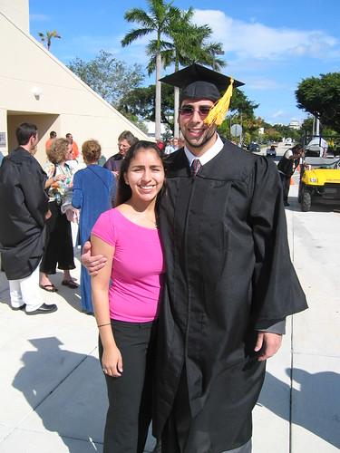 Alex's BS Graduation