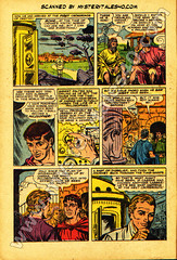 Crossroads of Destiny (page 3) scan from Mystery Tales 40