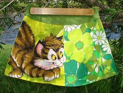 Kitten Skirt Front