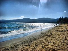 Sunny Beach (TheSki) Tags: color art contrast digital america austin design cool exposure dynamic angle artistic divine american americana atx bestshot flickrhits theski davidgaiewski austinartbeautiful