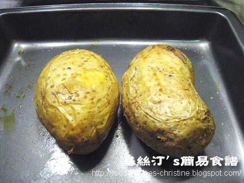 二焗馬鈴薯 Twice Baked Potatoes02