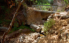 Temescal Canyon Bridge