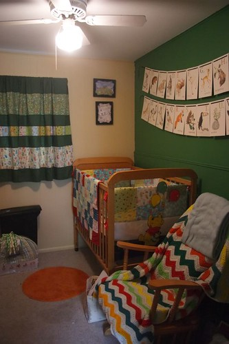 Little Mutie's Nursery