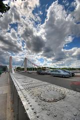 Chelsea Bridge (5ERG10) Tags: bridge sky london sergio thames clouds nikon hdr highdynamicrange 3xp sigma1020 d80 amiti 5erg10 sergioamiti