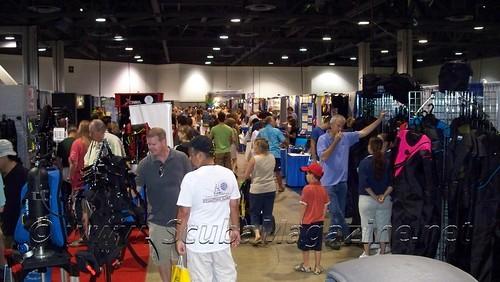2008 Long Beach Scuba Show