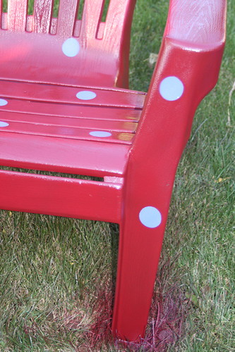 2606957088 a61bf578bb Extreme Makeover: Plastic Adirondack Chair Edition