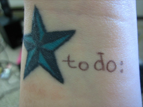 Star Tattoos ? Meaning Behind the Magic. December 14, 2010 by admin