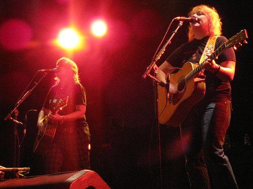 Indigo Girls at the Catalyst