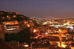 Lisboa at Night (Fr Antunes) Tags: city cidade portugal night lisboa lisbon explore noite lissabon ilustrarportugal srieouro