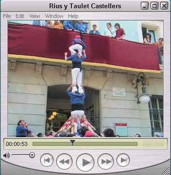 Rius y Taulet Castellers