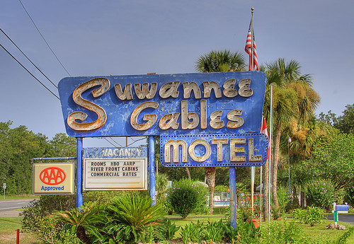 The Suwannee Gables Motel