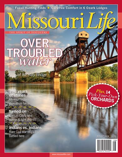 Missouri Life Magazine 7.4.2008