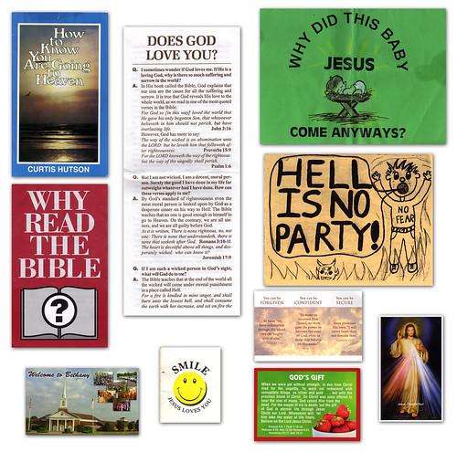 Religious Wack Jobs